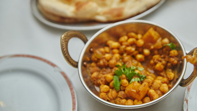 London Indian Food Tour For Two With Upgraded Drinks Package