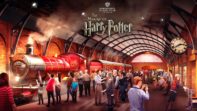 Buy Coach Tour from London to The Making of Harry Potter Studio Tour for Two