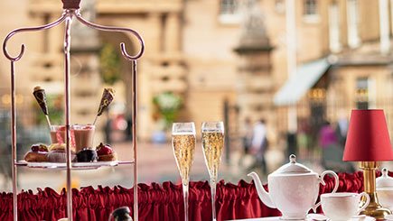 Champagne Royal Afternoon Tea For Two At The Rubens