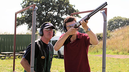 Clay Pigeon Shooting in Suffolk