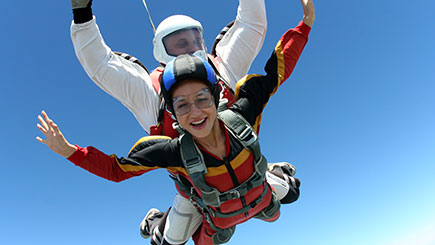 Tandem Skydiving In Cumbria