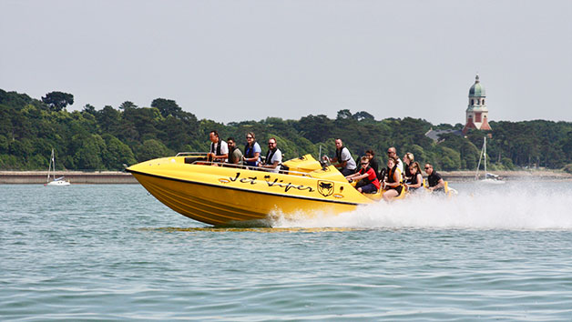 Jet Viper Powerboating Experience For Two