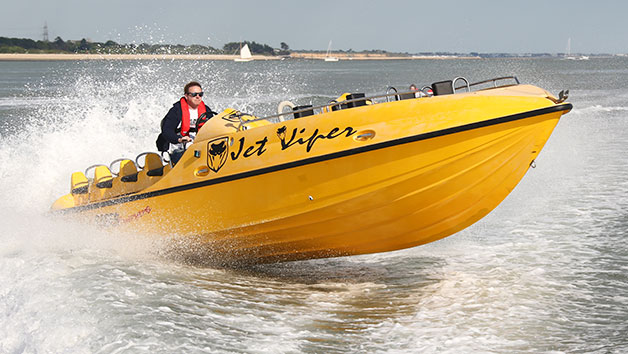 Buy Jet Viper Powerboating Experience