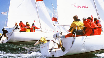 Extreme Sailing Race Experience For Two