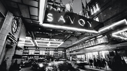 Buy Three-Course Lunch with Champagne for Two at Gordon Ramsay's Savoy Grill, London