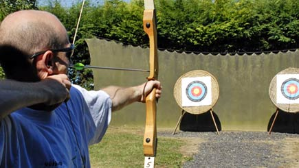 Extended Archery For Two