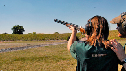 Clay Target Shooting Skills Course