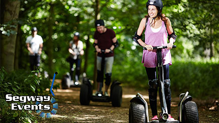30 Minute Weekday Segway Rally For Two