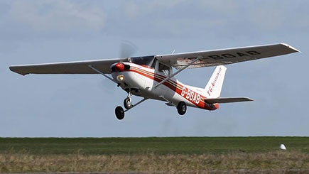 30 Minute Light Aircraft Flight