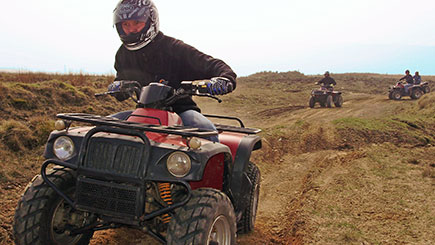 Quad Bike Safari In Middlesex