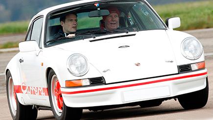 Classic Porsche 911 Thrill