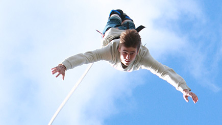 300ft Bungee Jumping