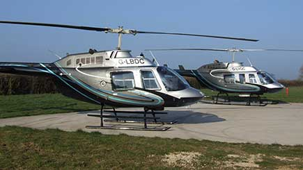 Click to view details and reviews for Six Mile Helicopter Buzz Flight For Two.