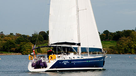 Half Day Sailing For Two On The River Orwell