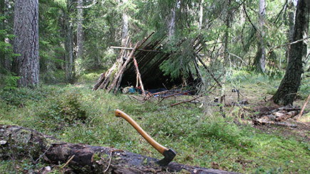 Overnight Bushcraft Survival Experience For Two