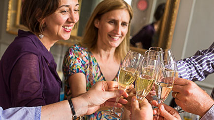 Champagne And Fizz Tasting Evening For Two