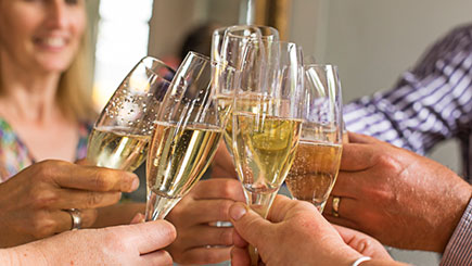 Champagne And Fizz Tasting Evening