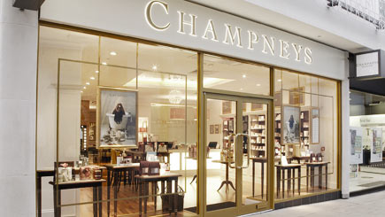 Champneys Express Manicure Or Pedicure