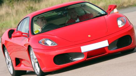 Ferrari Driving Thrill