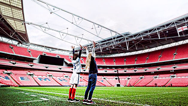 Buy Tour of Wembley Stadium for Two